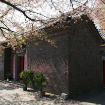 南京墓地「地蔵王廟」