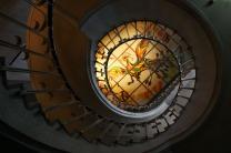 福富町GMビルの天井画