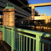 中村川に架かる池下橋